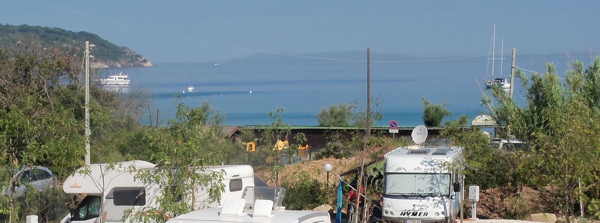 Area Camper con vista